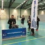Cupens beste spiller: Esben Rashid - Oslo Futsal.